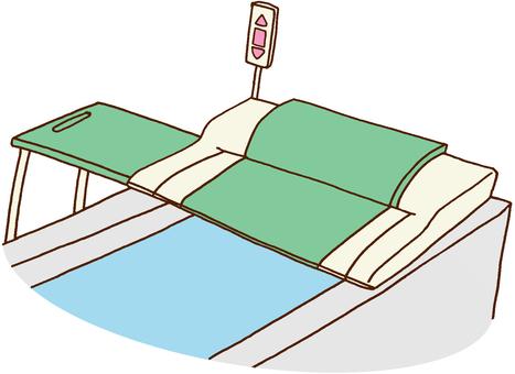 [복지 용구] 리프트 버스 리프트, 목욕