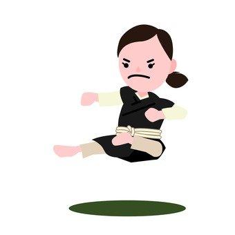 幹峰的女性(2)
