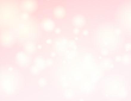 새순 _ 핑크 배경