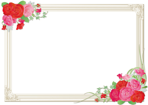 Welcome board _ Roses
