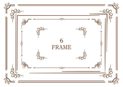 FRAME SET6