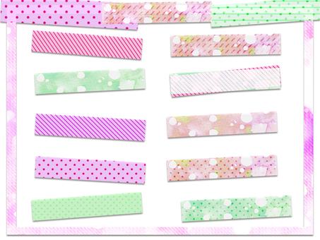Colorful sticky note 3