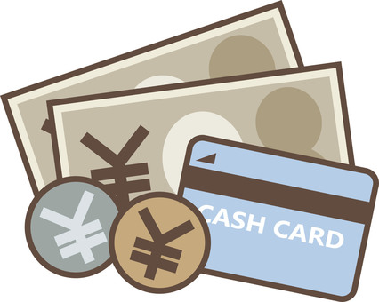 Cash card and cash