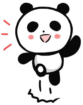 즐거운 팬더 2