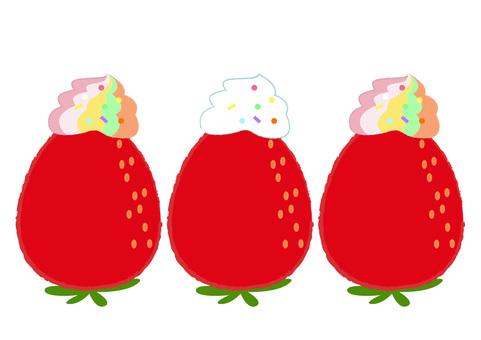 strawberry_ strawberry cream 1