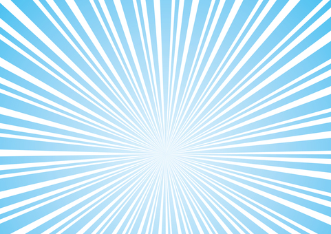 Radiation Summer Color Effect Line Focus Line Frame Border Frame Picture