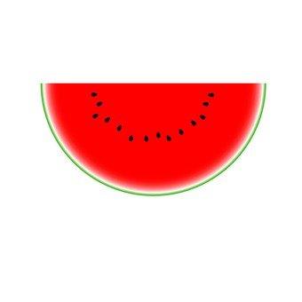 Summer fun poetry - Cut watermelon