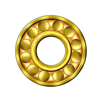 Golden bearing