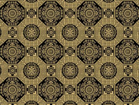 ai geometric pattern with swatch 27