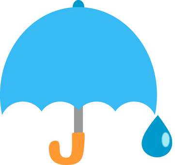 Rain Umbrella Mark