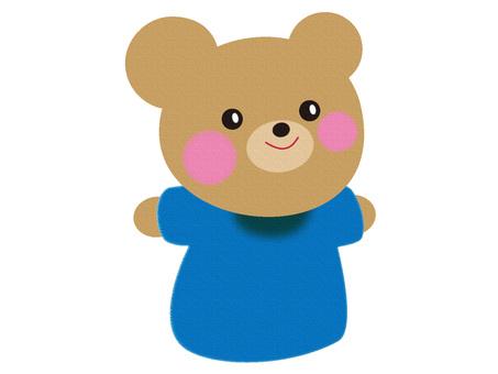 곰 천 소재