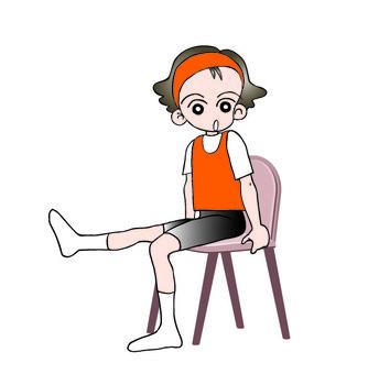 伸展和腳部運動2