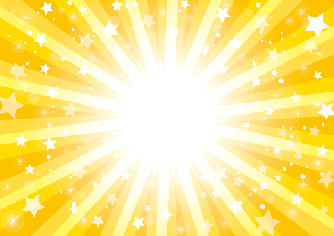 Glittering concentrated line background 04