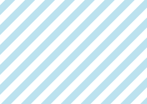 Naname thick stripe (light blue)