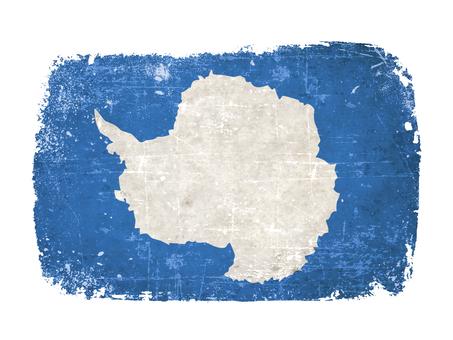 Flag, Antarctic continent