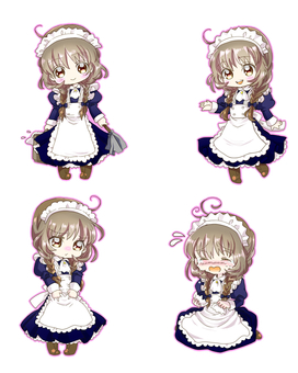 Maid's various