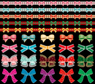 Ribbon set 01