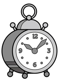 目覚まし時計2c