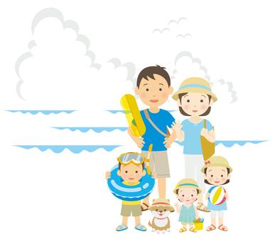 Summer memories _ family 3