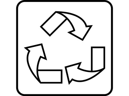 Recycling item collection facility