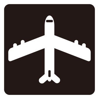 Icon-3ver. Transportation-Airplane