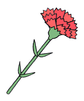 Mother's Day (Carnation · Red)