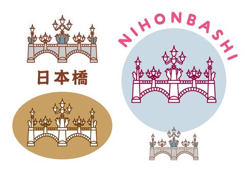 Nihonbashi illustration_ol