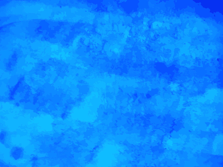Watercolor wind background blue