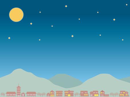 일본 거리 풍경 _ 밤