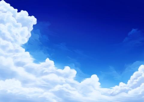Midsummer Tidal Cloud