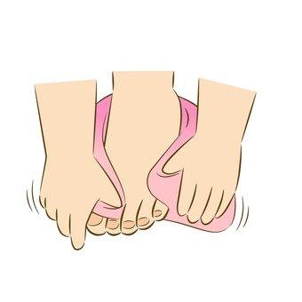 足部護理6