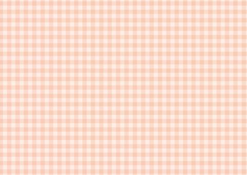 Check pattern fine Orange