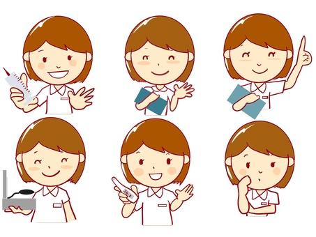 Chacha 6 nurses