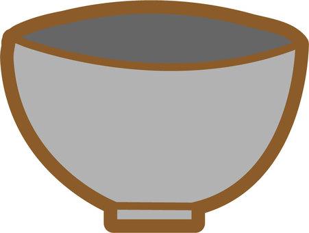 Bowl (ash)