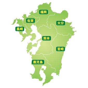 Kyushu Maps