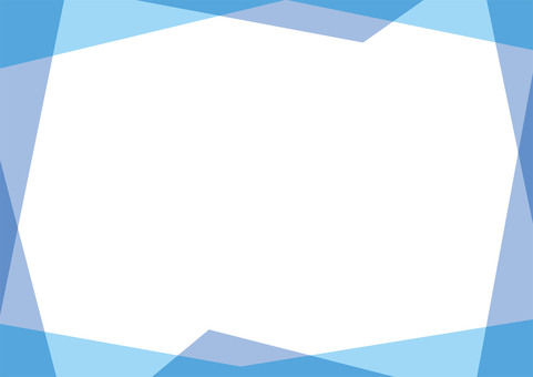 Summer blue series random frame (picture frame / wallpaper)
