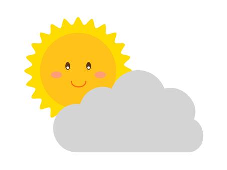 Weather illustration 01