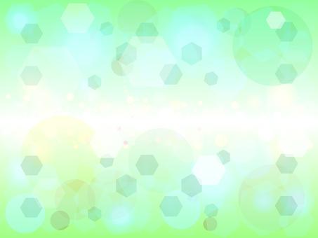 밝은 배경 육각형 16042103