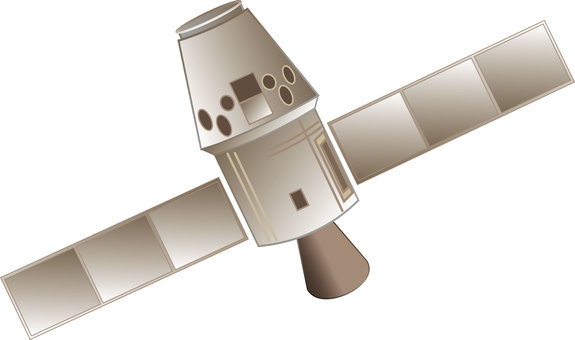 Spacecraft ②