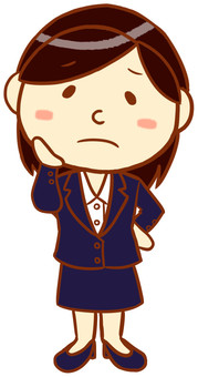 Suit Female 04