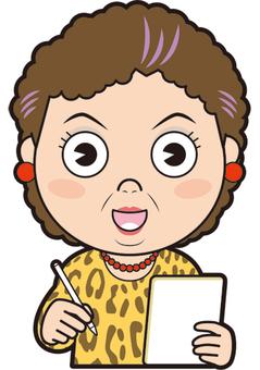 Osaka aunt (tablet)
