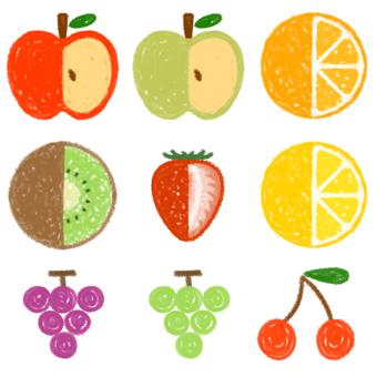 Fruit summary (section) 2
