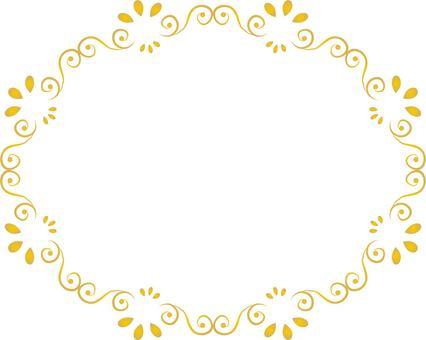 Gold frame ~ Type H ~