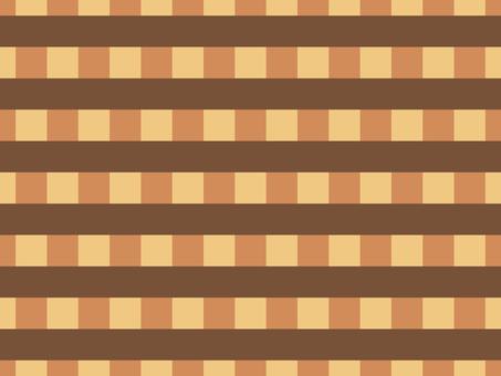 Horizontal line_Square_4