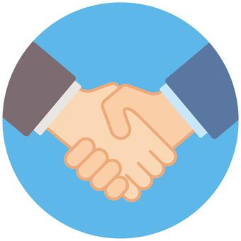 Handshake-03 (Suit)