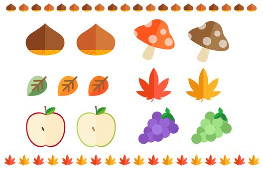 秋のいろいろ2