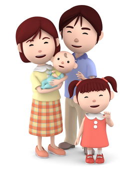 4 people family 04