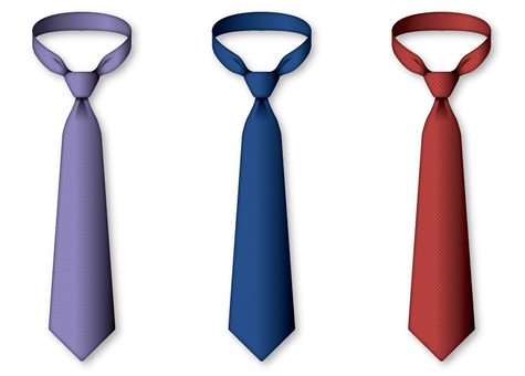 Tie (plain)