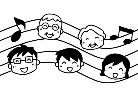 음악 가족