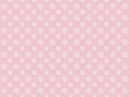 Flower pattern wallpaper 3 Spring